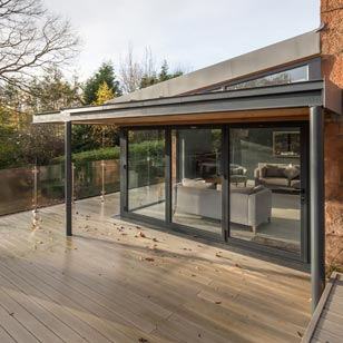 Frew House – Space Six House Extensions