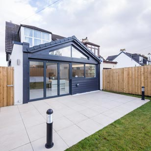 Paisley Road House Extension